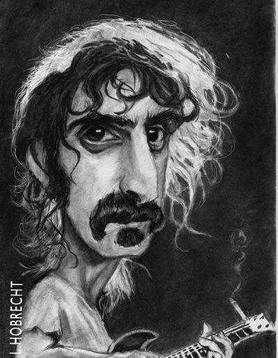 Frank Zappa klein