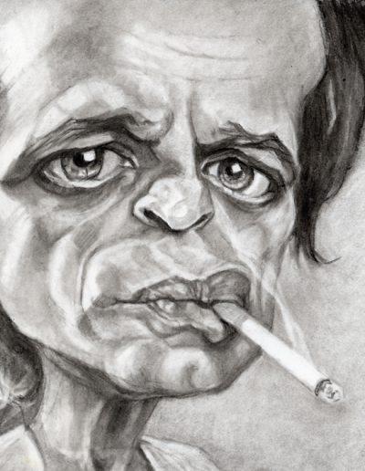 Klaus Kinski klein